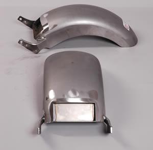 DB2 Outlet Sheet metal custom fenders spacers oil bags gas tanks